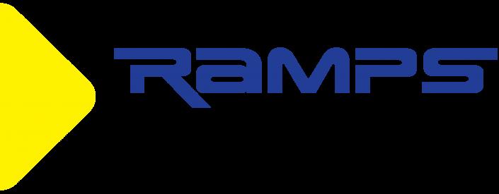 Logo of the Company RAMPS Logistics