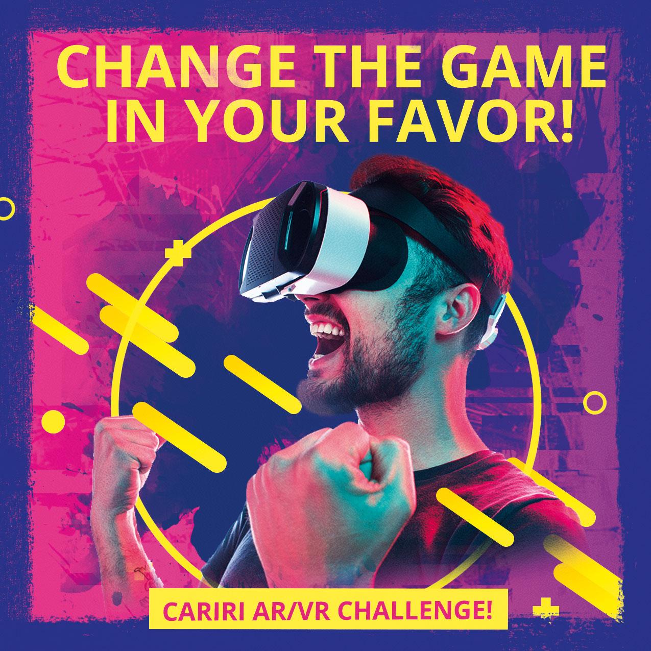 A Teaser Image for the CAIRIR AR/VR Challenge
